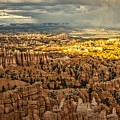 Bryce At Sunset by Spencer Bawden