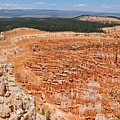 Bryce Canyon Inspiration Point by Kyle Hanson