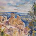 Bryce Canyon by Joyce Kanyuk