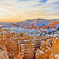 Bryce Canyon Sunset by Ches Black