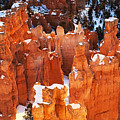 Bryce Canyon Winter 1 by Bob Christopher