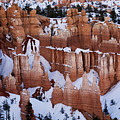 Bryce Canyon Winter 9 by Bob Christopher