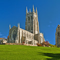 Bryn Athyn Cathedral Pennsylvania by David Zanzinger