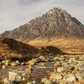 Buachaille Etive Mor II by Colette Panaioti