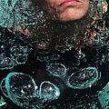 Bubble Maker. Lady Diver by Jenny Rainbow