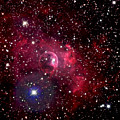 Bubble Nebula by Jim DeLillo