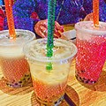 Bubble Tea For Three by Cherylene Henderson