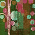 Bubble Tree - 85rc16-j678888 by Variance Collections