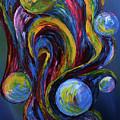 Bubbleicious by Lonnie Tapia