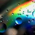 Bubbles Abstract by Sandeep Kumar Dogra