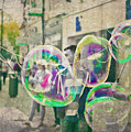 Bubbles by Alex Art and Photo