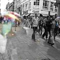 Bubbles. Copenhagen. 2 by Cristina Rettegi