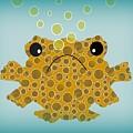 Bubbles The Fish by Kathleen Sartoris