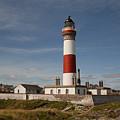Buchan Ness Lighthouse by Rasma Bertz