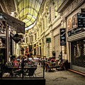Bucharest  Macca - Vilacrosse Passage by Daliana Pacuraru
