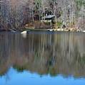 Buck Lodge 2 by Virginia Levasseur