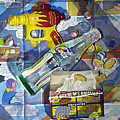 Buck Rogers And Animal Crackers by Patrick Clark