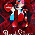 Buck Slims Cigarettes by Thom Reaves