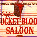 Bucket Of Blood Saloon by Cathy Anderson