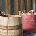 Buckets by Kim Henderson