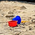 Buckets Of Fun by Chuck Wedemeier