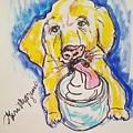 Buckett List For Dogs by Geraldine Myszenski