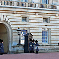 Buckingham Palace Guards by Madeline Ellis