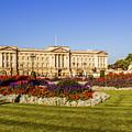 Buckingham Palace, London, Uk. by Nigel Dudson