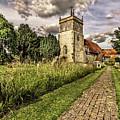 Bucklebury Parish Church Berkshire by Ian Lewis