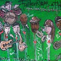 Buckner Funken Jazz by Laurie Maves ART