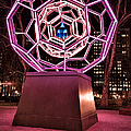 bucky ball Madison square park by John Farnan
