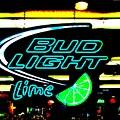 Bud Light Lime Tweeked by Kelly Awad