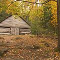 Bud Ogle Barn  by Harold Stinnette