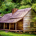 Bud Ogle Homestead - Gatlinburg, Tn by Barry Jones