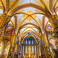 Budapest - Mathias Cathedral by Luciano Mortula
