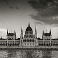 Budapest Parliament by Priya Gandhi Kelkar