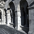 Budapest Shadows by Madeline Ellis