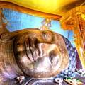 Budda Sleep by Yury Bashkin