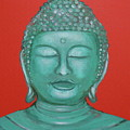 Buddah I by Sue Wright