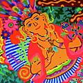 Buddah Love by Marina Hackett
