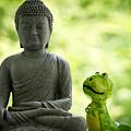 Buddha And Buddy by Edward Myers