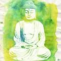 Buddha By Raphael Terra by Raphael Terra