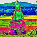 Buddha Dreaming by Nicholas Costanzo