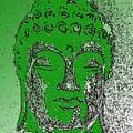 Buddha Head 4 by Lindsay Clark
