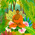 Buddha In The Jungle by Jennifer Baird