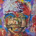 Buddha  by Jyotika Shroff