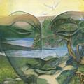 Buddha by Nad Wolinska