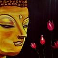 Buddha by Sreekala Nambiar