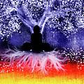 Buddha Under The Wisdom Tree by Vijay Prakash