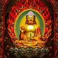 Buddha  by Valley Arora
